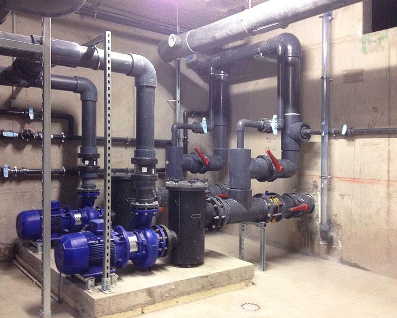 Traitement eau filtration d sinfection piscines spas 74 for Sonde bac tampon piscine